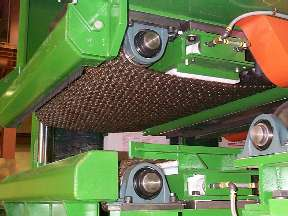 Infeed Chains Assembly (Gobbler)